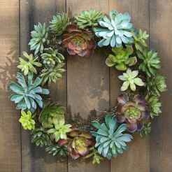 Pottery-Barn-Faux-Succulent-Wreath